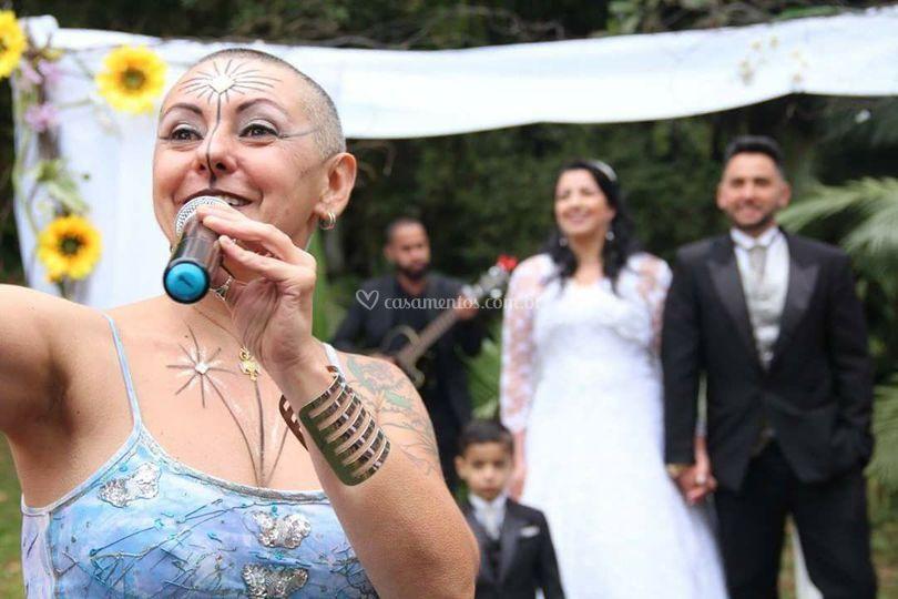 Carla Careca a Casamenteira