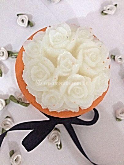 Sabonete Flor da Noiva