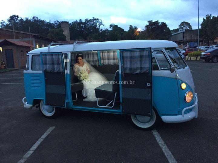 Transporte da noiva