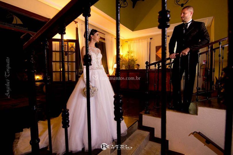Acessório de noiva