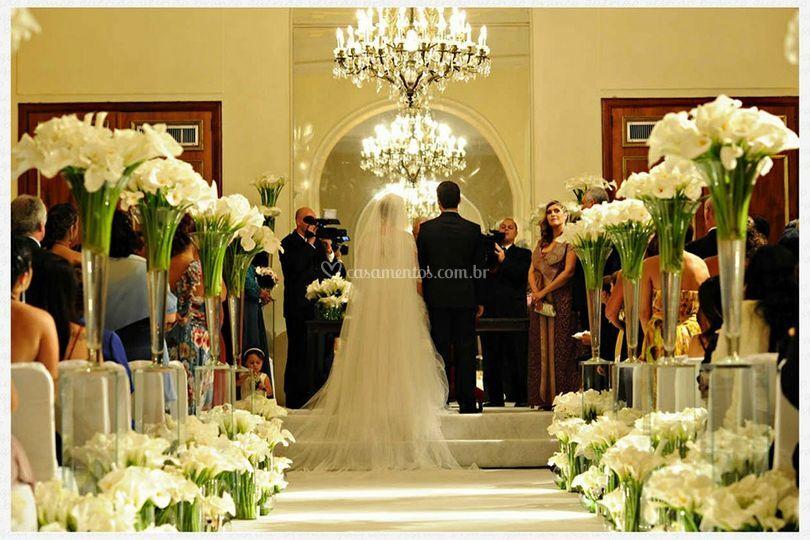 Casamento de Juliana e Marcos