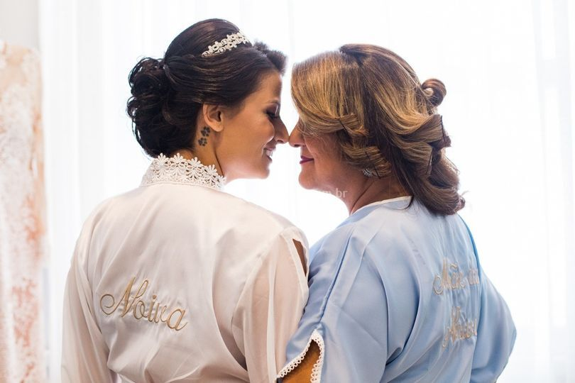 Robe Noiva e Mãe da Noiva