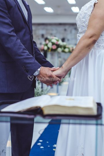 Casamento Maria e Adelson