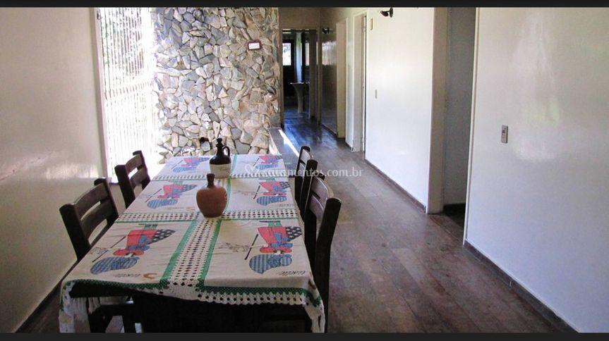 Sala de jantar superior
