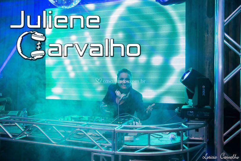 DJ Juliene Carvalho