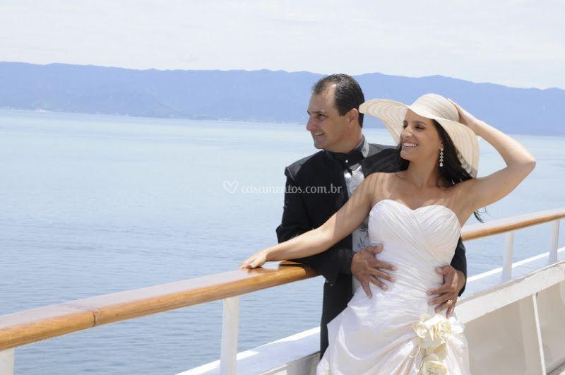 Amor em alto mar