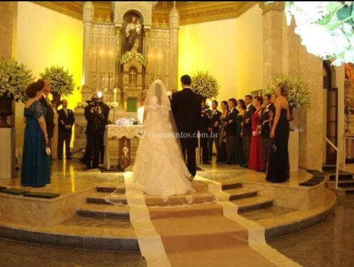 Cerimonia igreja São José