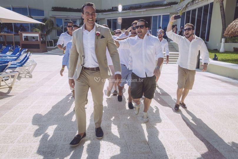 Micheli + Diogo - Cancún
