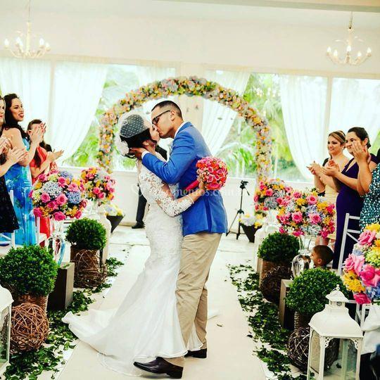 Casamento ana e alan