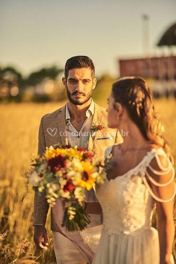 Opção para noivos