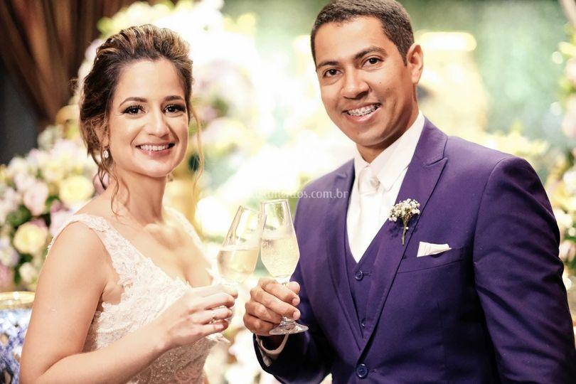 Casamento Lilian e Rodolfo