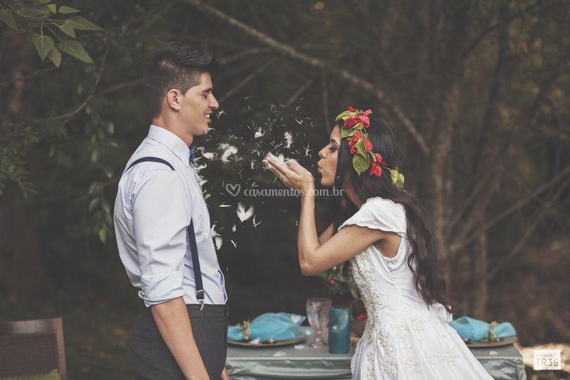 Ensaio de pós casamento