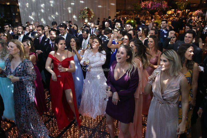 Foto da festa