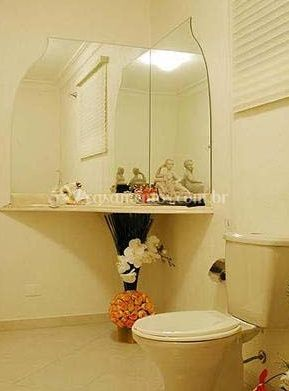 O banheiro