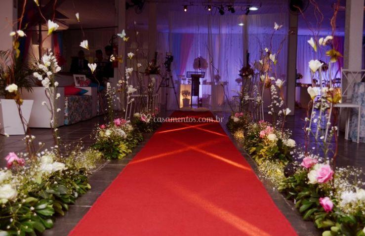 Espaço para casamentos  de Casa de Festas Iluminar