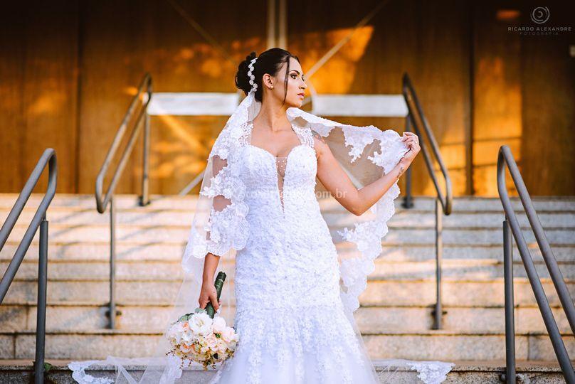Prévia da noiva Nayara