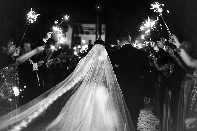 Casamento realizado em GO