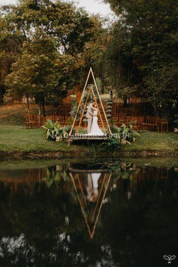 Deck no Lago
