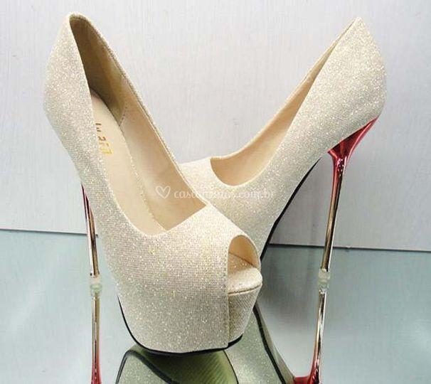 Sapatos de casamento