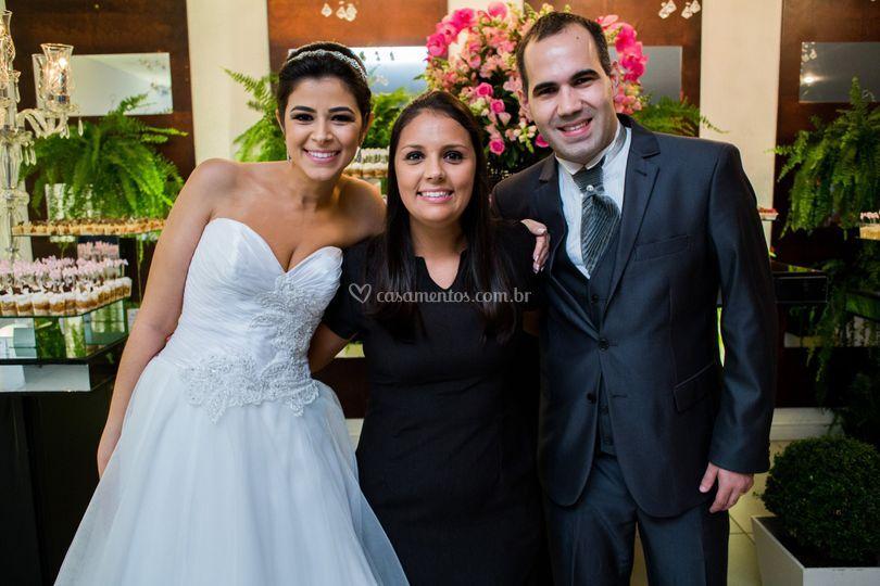 Casamento Lisiane e Raphael