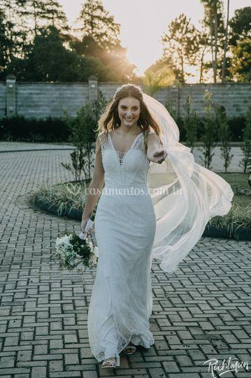 Noiva Raquel Hanauer