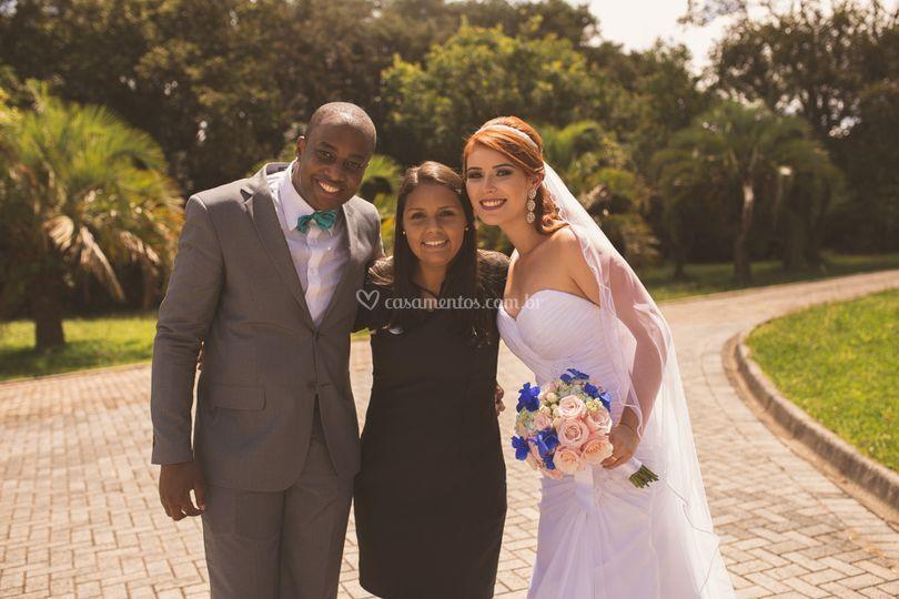 Casamento Kamila e Cesar