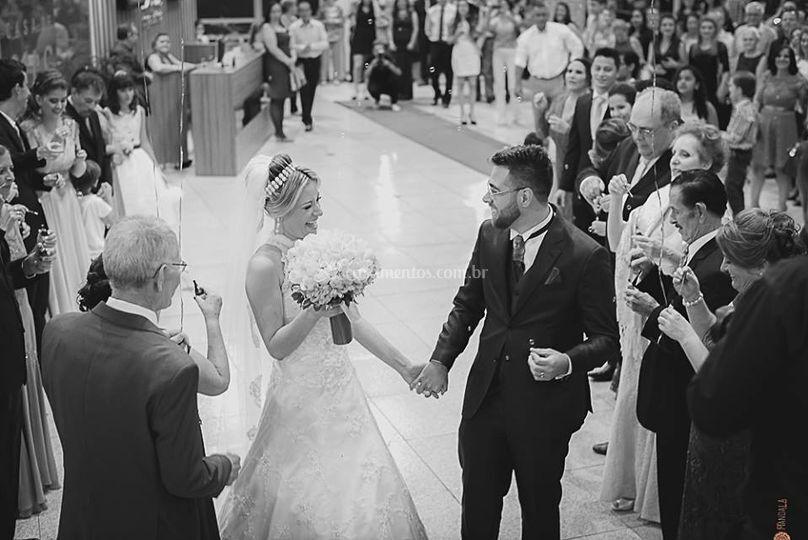 Casamento Erica e Gustavo