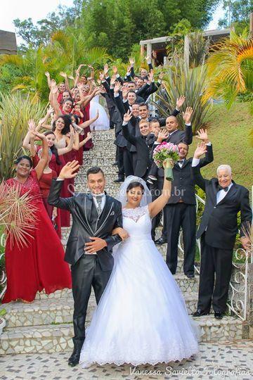Casamento Mikaela e Thiago