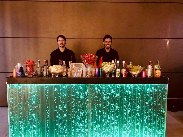 Bar de bolhas