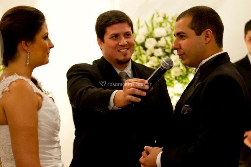 Cerimonialista para casamentos
