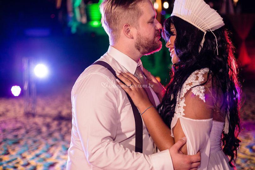 Casamento Thaline e Jukka