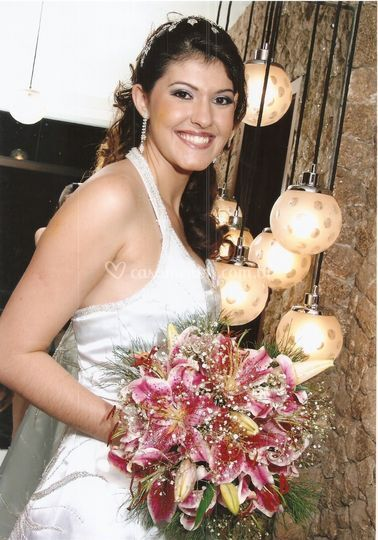 Bouquet de Lirio