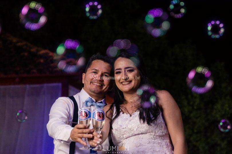 Casamento Lindomar e Ana Carla
