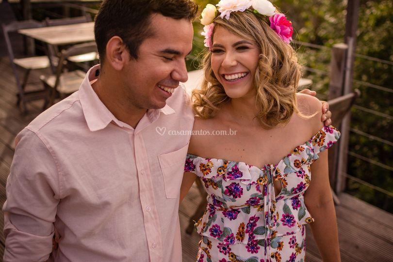 Pré wedding Lays e Tiago