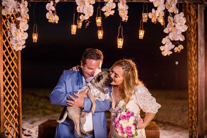 Casamento Luciana e George