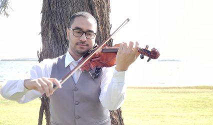 Violinista Lucas Vitorino 1