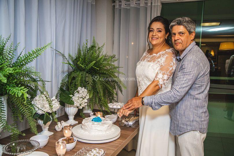 Fernanda e João