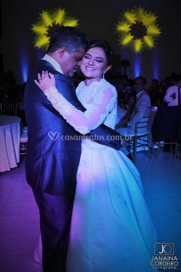 A primeira dança de casados