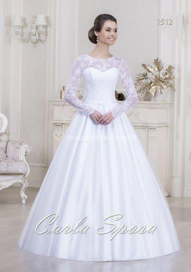 Carla sposa 1514