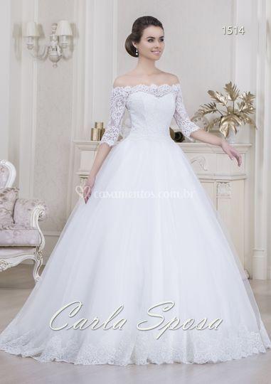 Carla sposa 1512