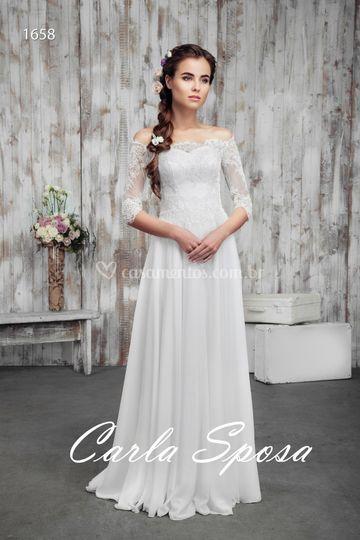 Carla sposa 1658