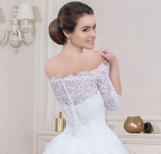 Vestido de noiva carla