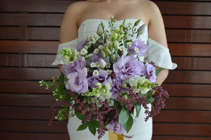 Bouquet campo