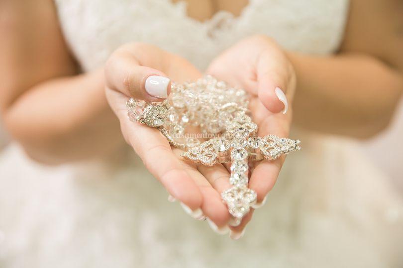 Relicario da noiva