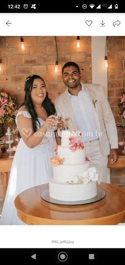 Casamento de Rafa e Lucas