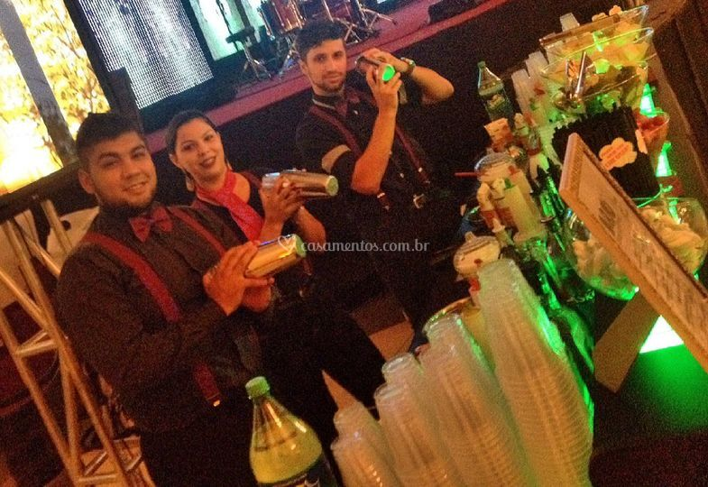 KaJu Drinks Bartenders