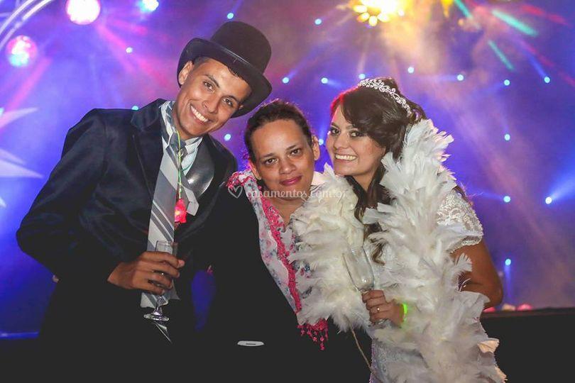 Carlos Eduardo e Jéssica