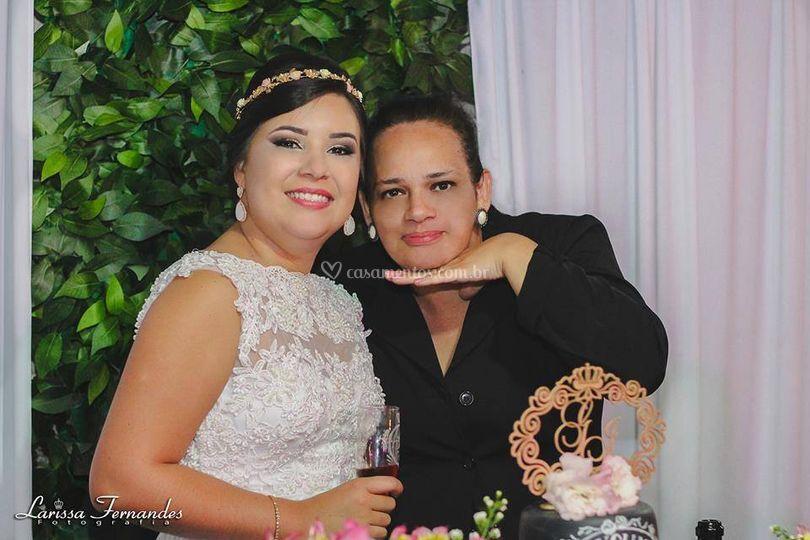 Géssica Cristina - Noiva