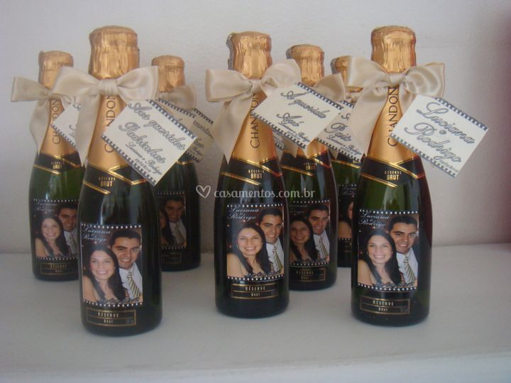 Mini chandon personalizado