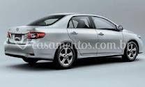 Toyota corola gli prata 2011